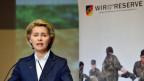Deutschlands Verteidigungsministerin Ursula von der Leyen.