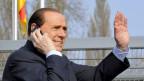 Silvio Berlusconi. Archivaufnahme 2009