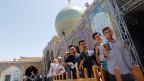 Präsidentenwahlen in Iran.