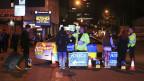 Explosion am Konzert von US-Pop-Sängerin Grande: Die Polizei ermittelt.