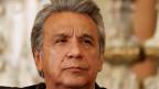 Lenin Moreno, der neue Präsident von Ecuador.