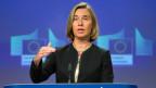 Federica Mogherini, EU-Aussenbeauftragte.