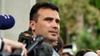 Zoran Zaev, Regierungschef von Mazedonien.