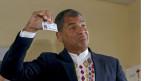 Der Ecuadorianische Präsident Rafael Correa.