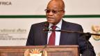 Der südafrikanische Präsident Jacob Zuma.
