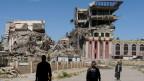 Die zerstörte Universität in Mossul. Einst besuchten 40'000 Studierende die Universität.