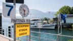 Streik bei der Navigazione Lago Maggiore wegen Entlassungen und Umstrukturierungen.