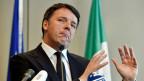 Italiens Premier Matteo Renzi.