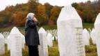 Beim Völkermord von Srebrenica wurden 8000 Muslime von serbischen Einheiten getötet.
