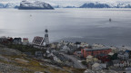 Mit dem Schneewittchen-Gasfeld einen regelrechten Boom erlebt: Hammerfest, nördlichste Stadt Europas in Norwegen.
