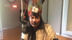 Der 42-jährige Manari Ushigua hat das ursprüngliche Leben der Sapara erlebt. Bild: SRF. Thomas Häusler.