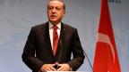Der Präsident der Türkei, Recep Tayyip Erdogan.