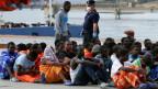 Italien registriert inzwischen fast alle Migranten. Das macht die Weiterreise in die Schweiz, nach Deutschland oder Schweden unattraktiver, weil die Rückschaffung nach Italien droht.