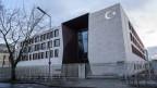 Die türkische Botschaft in Berlin.