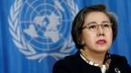 Yanghee Lee, UN-Sonderberichterstatterin für Menschenrechte in Myanmar.