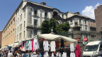 Die Schule «Tito Livio» im Quartier Chiaia in Neapel.