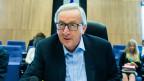 Kommissionspräsident Jean-Claude Juncker droht den Amerikanern mit Gegenmassnahmen.
