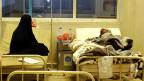 Nach Armut und Krieg ist im Jemen auch eine Cholera-Epidemie ausgebrochen. Das Internationale Komitee vom Roten Kreuz (IKRK) geht davon aus, dass bis Ende des Jahres mit mehr 600'000 Infektionen zu rechnen ist.