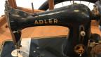 Die Firma Dürkopp-Adler in Bielefeld macht Nähmaschinen. Seit über 150 Jahren. Bild: Peter Voegeli.