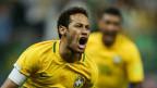 Der 25jährige brasilianische Stürmerstar Neymar.