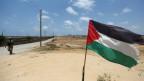 Grenzübergang Rafah zwischen Gaza und Ägypten.
