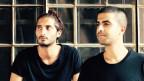 DJs Arash und Anoosh aus dem Iran.