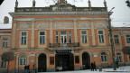 Das Rathaus von Schahy.