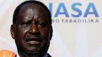 Herausforderer Odinga hat Kenyatta Wahlbetrug vorgeworfen.