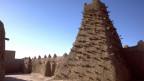 Moschee in Timbuktu.
