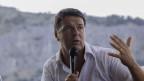Der frührere Premier Matteo Renzi.