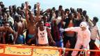 Flüchtlinge starten vermehrt von Marokko aus nach Gibraltar.