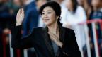 Yingluck Shinawatra, ehemalige thailändische Ministerpräsidentin.