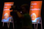 Am CVP-Parteitag in Genf