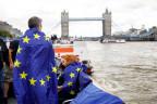 Anti-Brexit-Proteste in London
