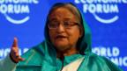 Sheikh Hasina, die Premierministerin von Bangladesch.