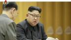 Nordkoreas Führer Kim Jong Un.