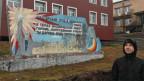 Lokalguide Andrej in Barentsburg.