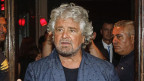 Beppe Grillo, Ex-Komiker Italien.