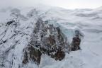 Abbruchstelle am Trift-Gletscher