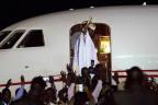 Jammeh verlässt Gambia nach seiner Abwahl