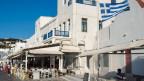 Der Tourismus boomt wieder. Die Menschen fahren lieber nach Griechenland statt in die Türkei.