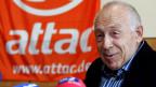 Der ehemalige CDU-Generalsekretär und Attac Mitglied Heiner Geissler in Berlin.