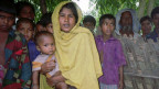 Die burmesische Regierung akzeptiert die Rohingya nicht als Staatsbürger.