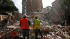 Bei dem Erdbeben der Stärke 7,1 sind mehr als 200 Menschen ums Leben gekommen.