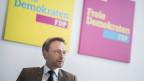 Christian Lindner, Bundesvorsitzender der FDP Deutschland.