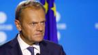 Donald Tusk, Präsident des EU-Rates, vergleicht den Ideen-Wettbewerb mit dem European Song Contest.
