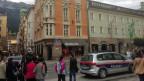 Mehr Polizeipräsenz in Tirol: hier die Innsbrucker Altstadt.