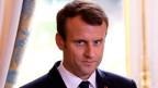 Emmanuel Macron, französischer Staatspräsident.