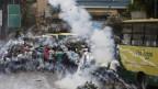 Diese Woche kam es zu Krawallen in der Hauptstadt Nairobi.