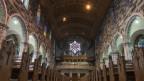 In der Kathedrale von Galway, Irland.